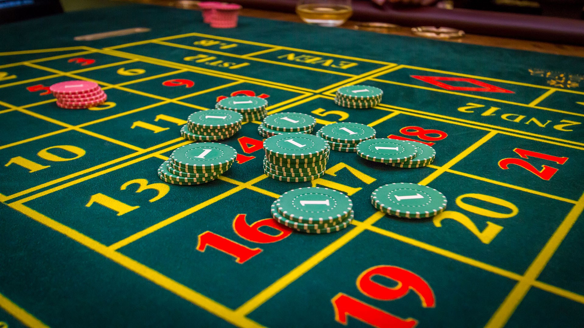 A Glamour World of Online Gambling